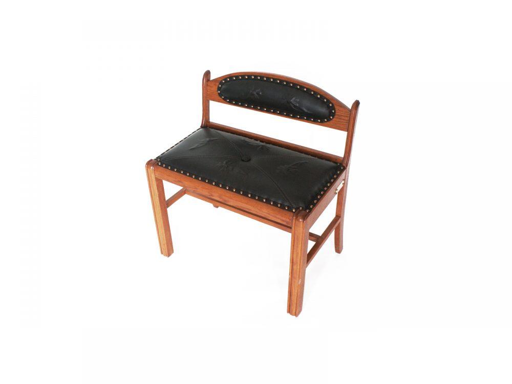 conception cuir banc d entree conception cuir. Black Bedroom Furniture Sets. Home Design Ideas