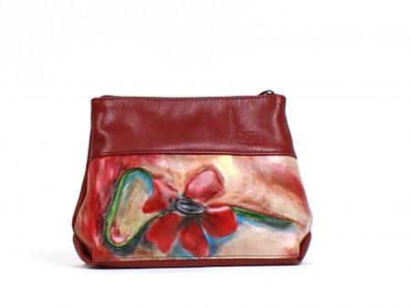 Un sac à cosmétiques